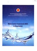 Water Safety Framework  WSF  in Bangladesh