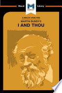 Martin Buber s I and Thou