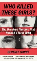 Who Killed These Girls? Pdf/ePub eBook