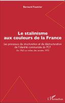 Pdf Le stalinisme aux couleurs de la France Telecharger