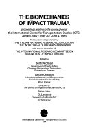 The Biomechanics of Impact Trauma