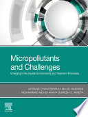 Micropollutants and Challenges