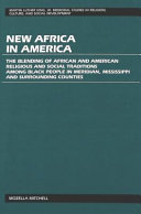 New Africa in America