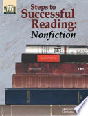Steps to Successful Reading  Nonfiction