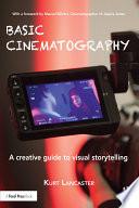 Basic Cinematography Book PDF
