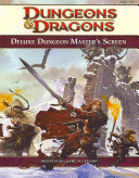 Deluxe Dungeon Master S Screen Book PDF