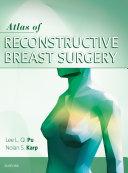Atlas of Reconstructive Breast Surgery   E book