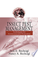 Insect Pest Management Book