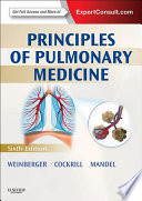 """Principles of Pulmonary Medicine E-Book"" by Steven E. Weinberger, Barbara A. Cockrill, Jess Mandel"