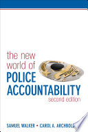 The New World Of Police Accountability Book PDF