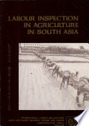 Labour Inspection in Agriculture in South Asia