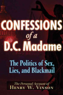 Confessions of a D C  Madame