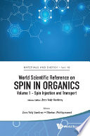 World Scientific Reference On Spin In Organics (In 4 Volumes)