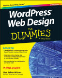WordPress Web Design For Dummies Pdf/ePub eBook