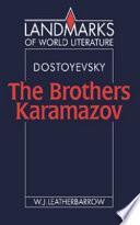 Dostoyevsky The Brothers Karamazov Book PDF