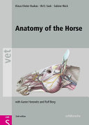Anatomy of the Horse  Sixth Edition