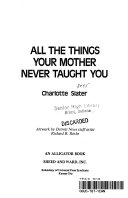 Pdf All the Things Your Mother Never Taught You