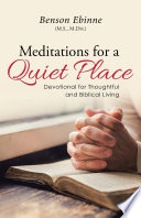 Meditations for a Quiet Place