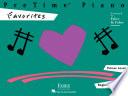 PreTime Piano Favorites   Primer Level