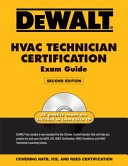 HVAC Technician Certification Exam Guide