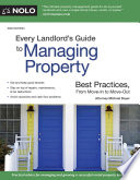 Every Landlord s Guide to Managing Property