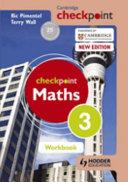 Books - Checkpoint Maths Wb 3 Rev | ISBN 9781444144055