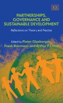 Partnerships, Governance and Sustainable Development Pdf/ePub eBook