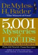 5 001 Mysteries of Liquids   Cooking Secrets