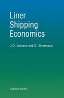 Liner Shipping Economics Pdf