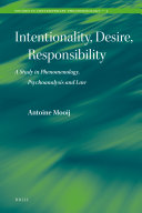Intentionality  Desire  Responsibility