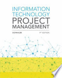 Information Technology Project Management + Mindtap Mis, 1 Term 6 Months Printed Access Card