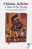 Books - African Writers Series: Man Of The People, A | ISBN 9780435905347