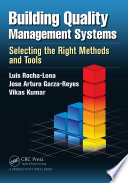 Building Quality Management Systems Book PDF