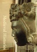 Medieval Histories 2012 3 1