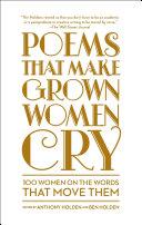 Poems That Make Grown Women Cry Pdf/ePub eBook
