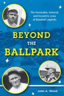 Pdf Beyond the Ballpark Telecharger