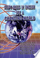 Study Skills in English for a Changing World' 2001 Ed.