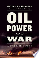 Oil  Power  and War