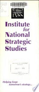 Institute For National Strategic Studies