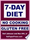 7 Day Gluten Free No Cooking Diet Book PDF