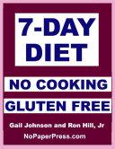 7 Day Gluten Free No Cooking Diet