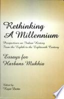 Rethinking A Millennium