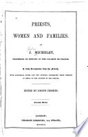 Priests Women And Families