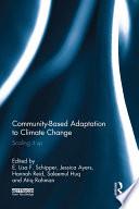 Community Based Adaptation to Climate Change