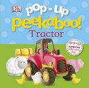 Pop Up Peekaboo Tractor Book