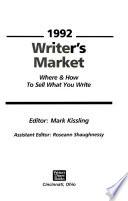 Writer's Market, 1992