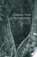 Children  Place and Sustainability