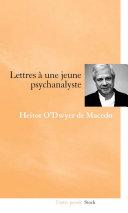 Pdf Lettre à une jeune psychanalyste Telecharger