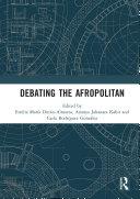 Debating the Afropolitan Book