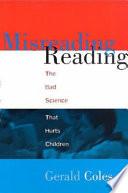 Misreading Reading